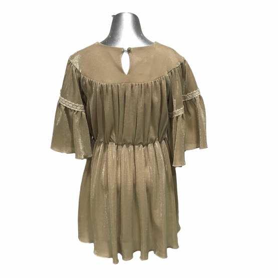 Espalda Bella Bimba colección Nirvana vestido