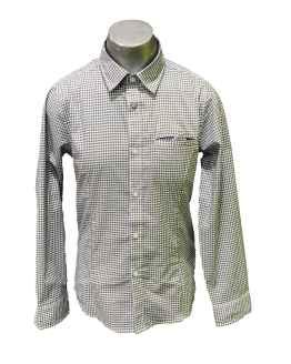Sarabanda camisa vestir estampada