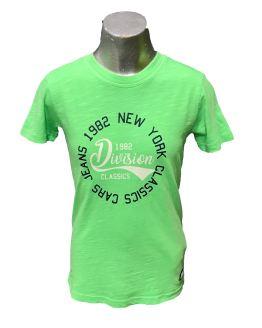 Cars Jeans camiseta Division verde
