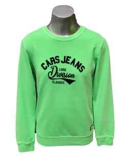 Cars jeans sudadera verde