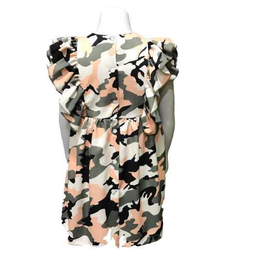 Espalda Detalle vestido Kalahari Para Sofía