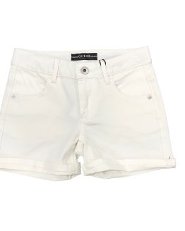 Guess short blanco