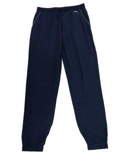 Guess pantalón chica azul marino ancho