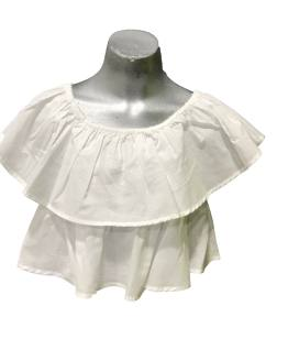 Manila Grace top blanco
