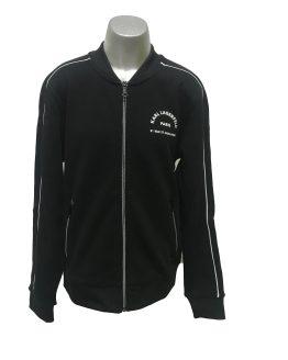 Karl Lagerfeld chico chaqueta negra