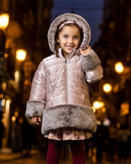 Tutto Piccolo colección Hércules abrigo brillo catálogo