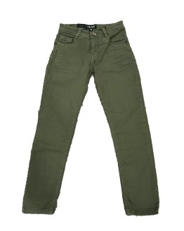 Cars Jeans pantalón verde regular fit