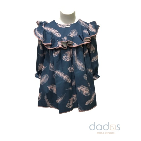 Diverdress colección Shangai vestido