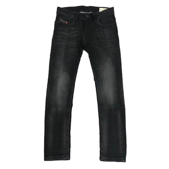 Diesel pantalón vaquero negro