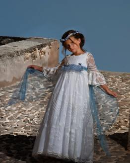 Mon Air Eterniy vestido de comunión