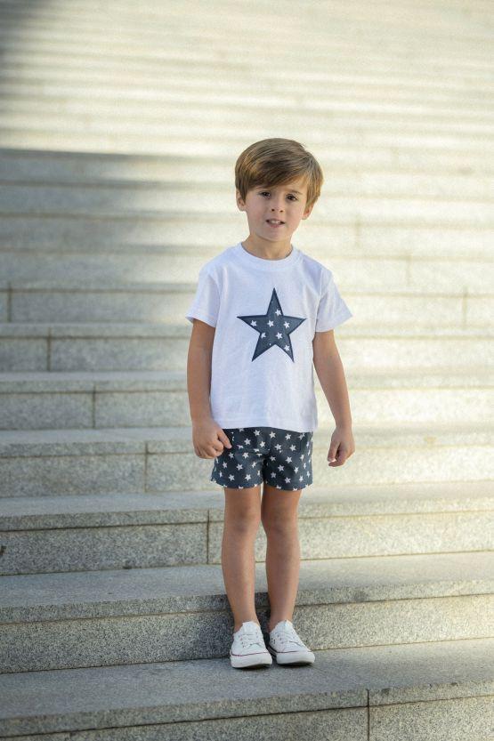 Cocote conjunto niño estrellas 5