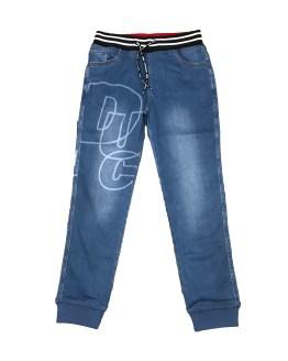 Sarabanda colección Ducati Joggjeans azul