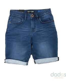 Cars Jeans bermuda joggjeans lavado medio