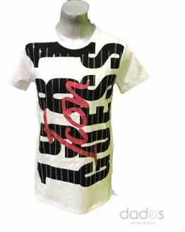 Guess maxi camiseta chica letras