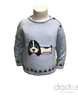 Lolittos colección Teckel jersey niño