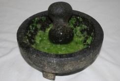 Guacamole base