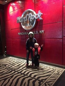 Hard rock NY