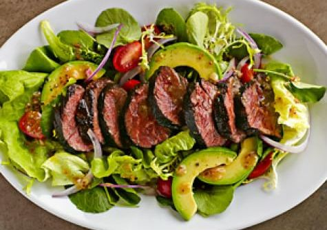 Tenderloin Salad