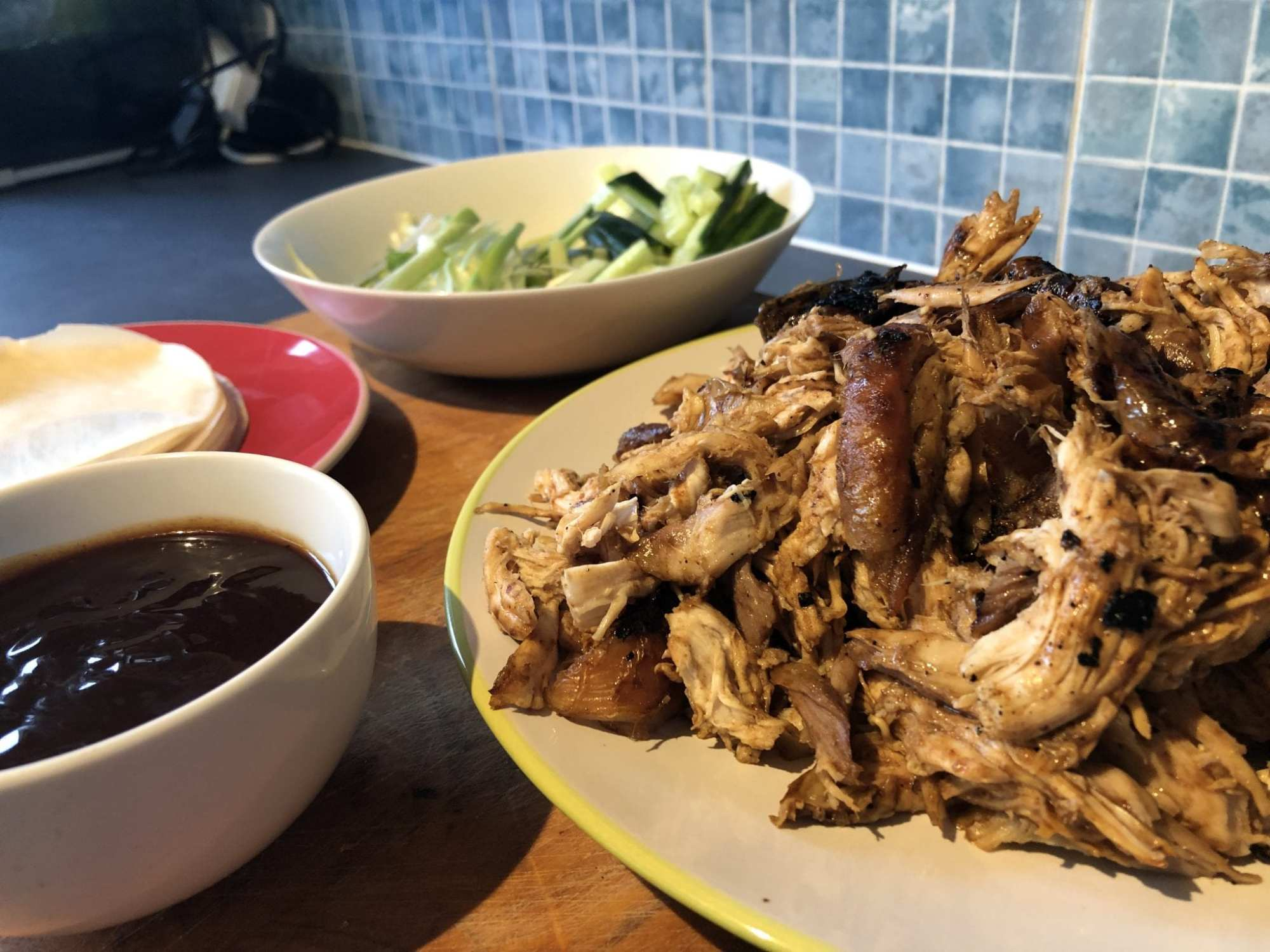 Chinese Chicken with Hoisin Sauce