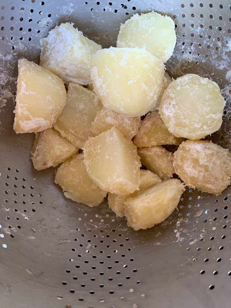 Easy Roast Potatoes
