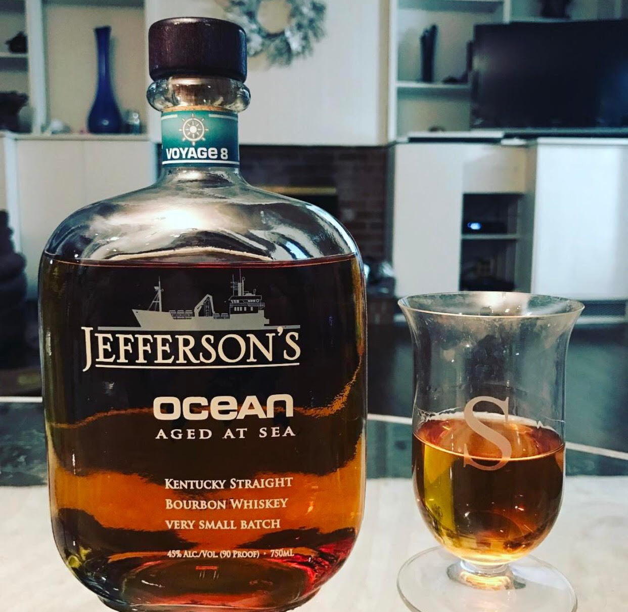 Guest Review: Jefferson's Ocean Voyage 8