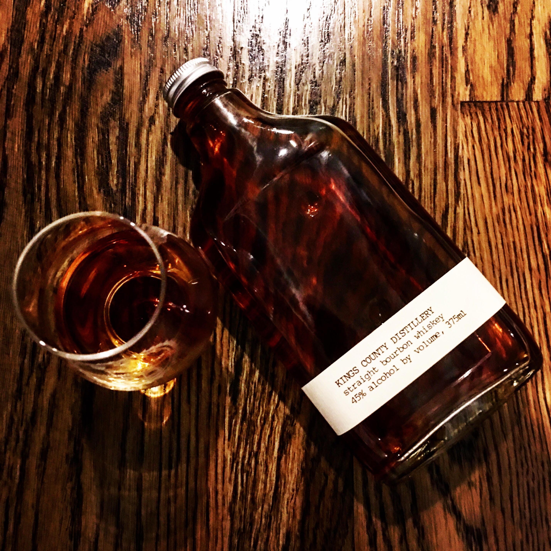 Kings County Distillery Straight Bourbon Whiskey