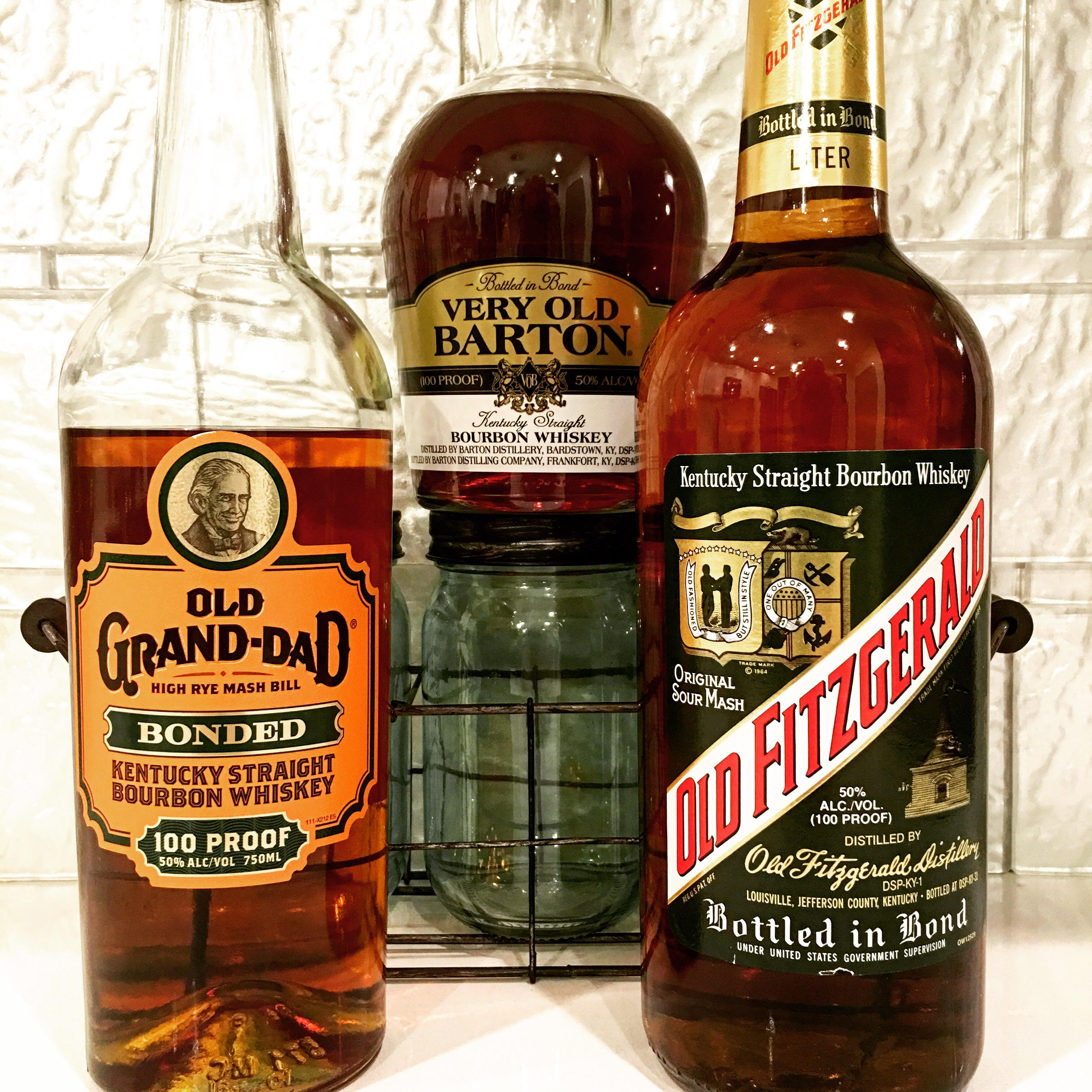 Bottled-in-Bond Challenge Chapter 2