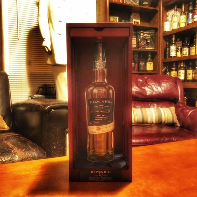 Heaven Hill 27 and H Clark Distillery Bottled-in-Bond