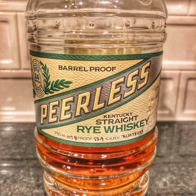 Peerless Rye Revisited