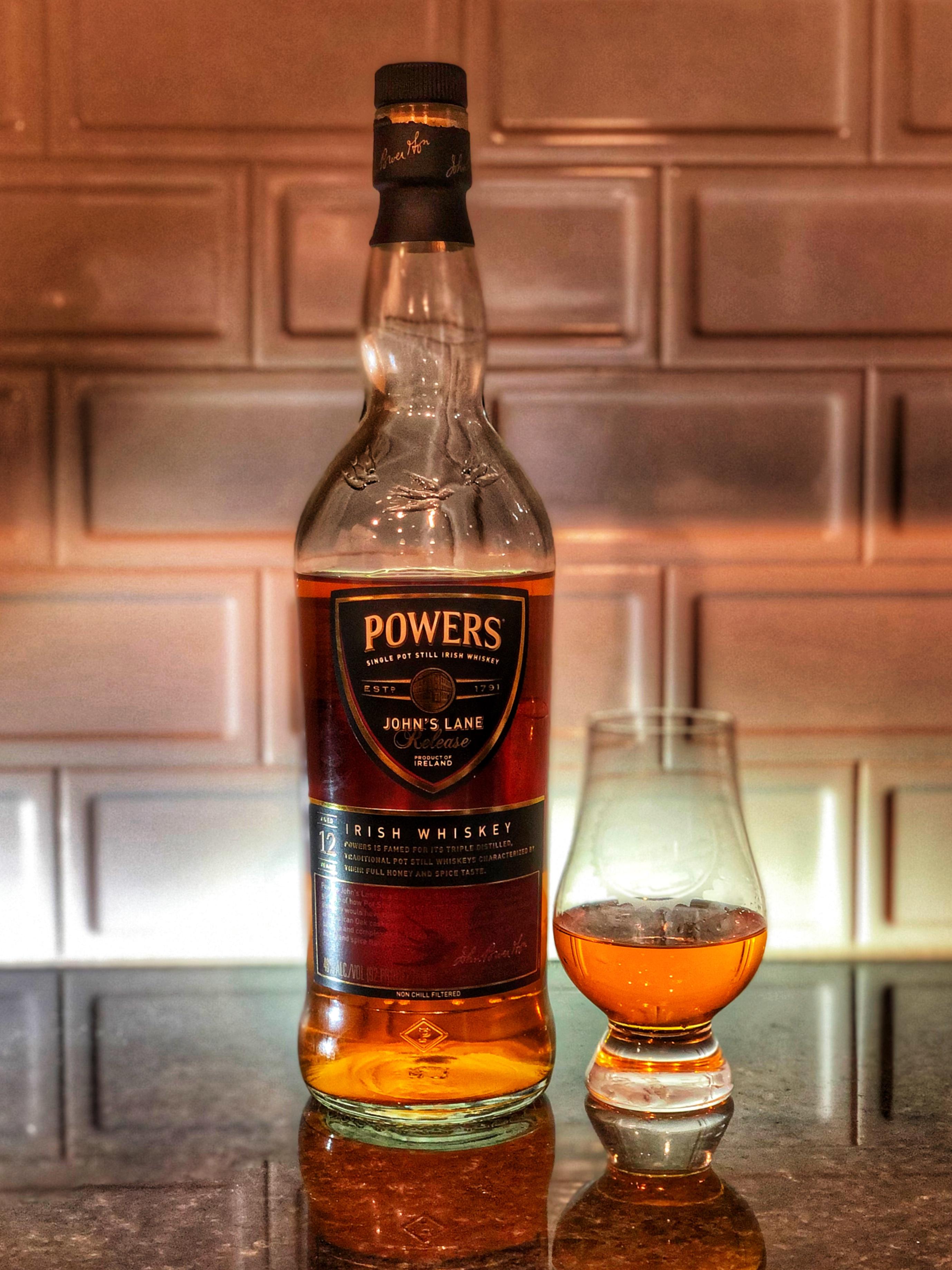 Powers John's Lane 12 Year Old Irish Whiskey