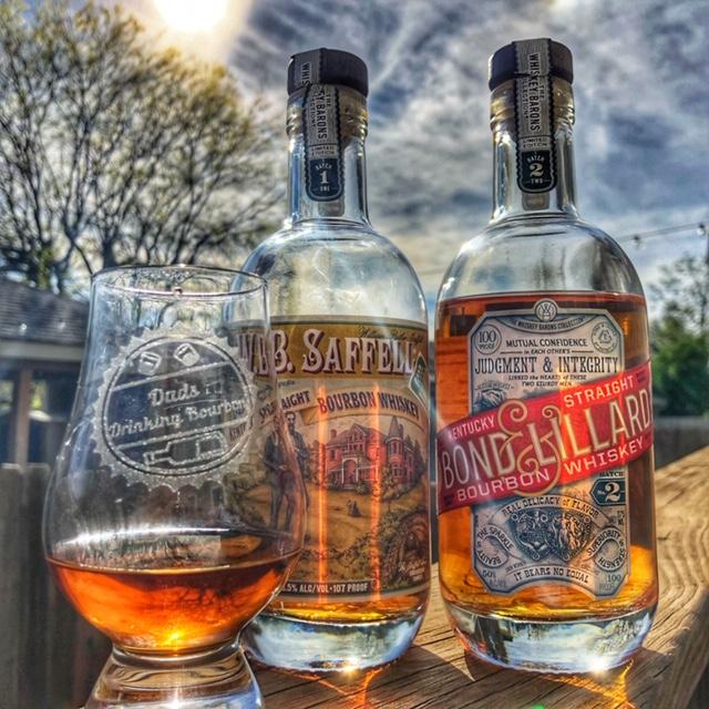 Whiskey Barons: W.B. Saffell and Bond & Lillard