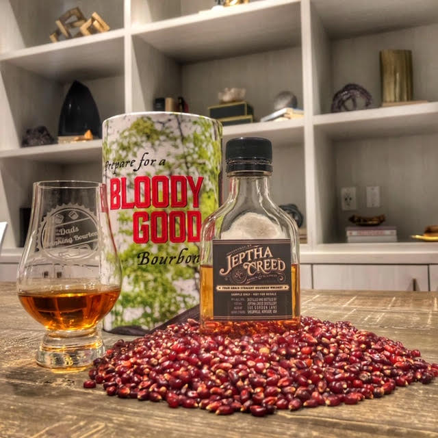 Jeptha Creed Bloody Butcher Bourbon
