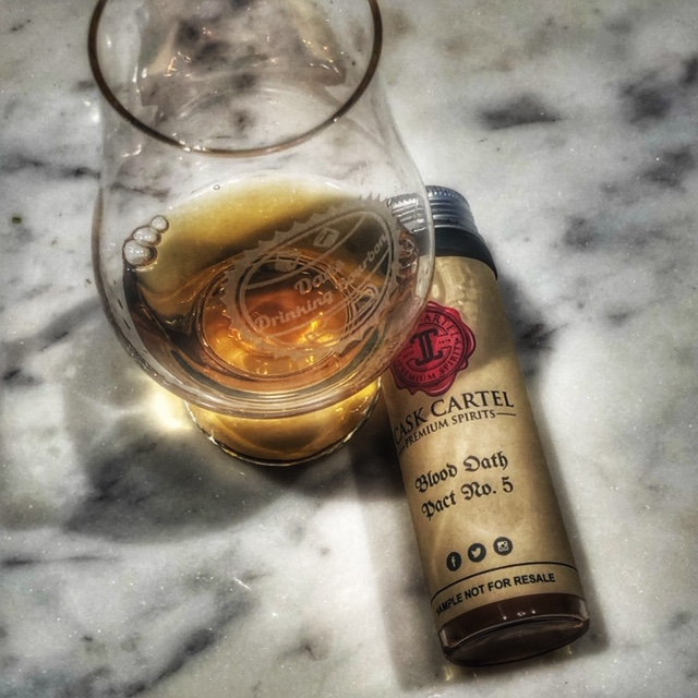 Weller Full Proof and Blood Oath Pact No. 5