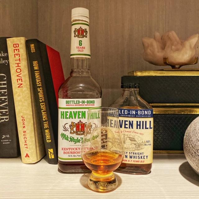 Heaven Hill 7 Year Bottled-in-Bond