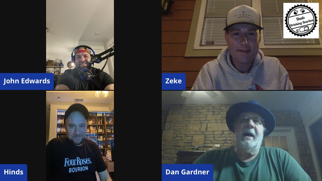 Social Distancing with Dan Gardner from Four Roses and Mike Hinds