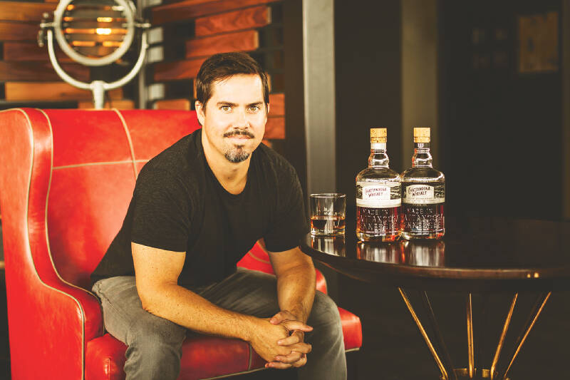 Social Distancing with Tim Piersant from Chattanooga Whiskey
