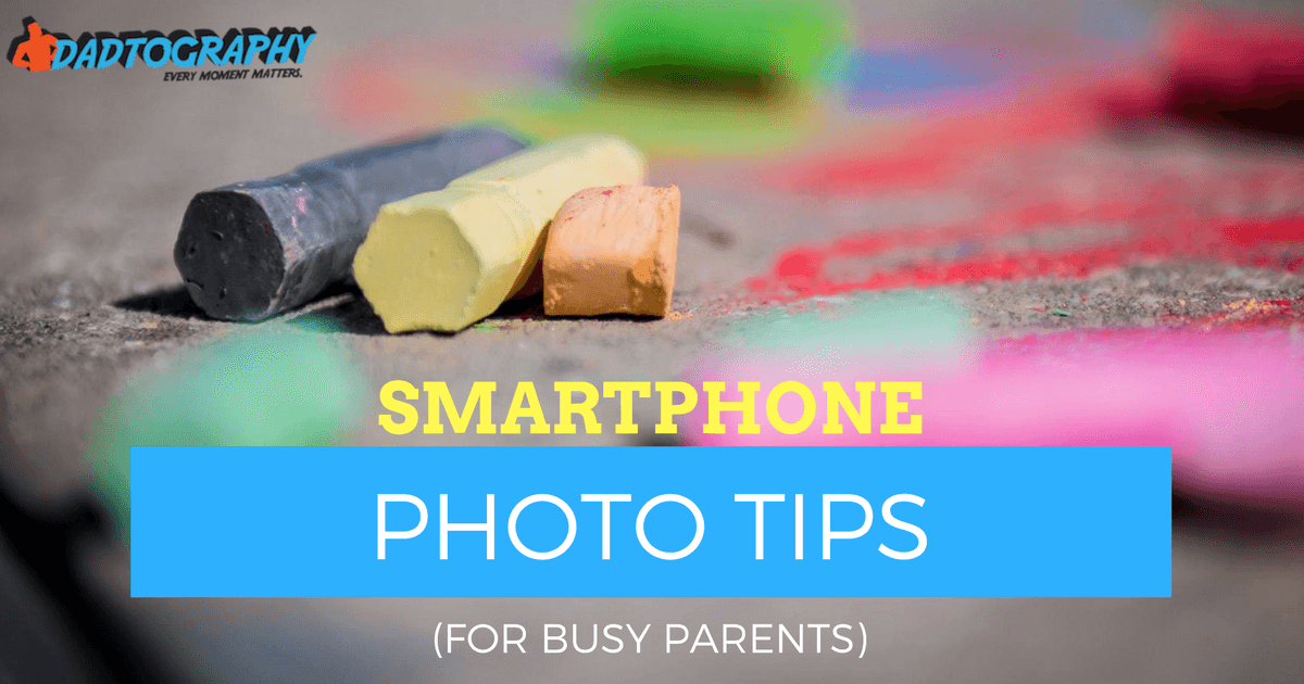 Photo Tips for Parents