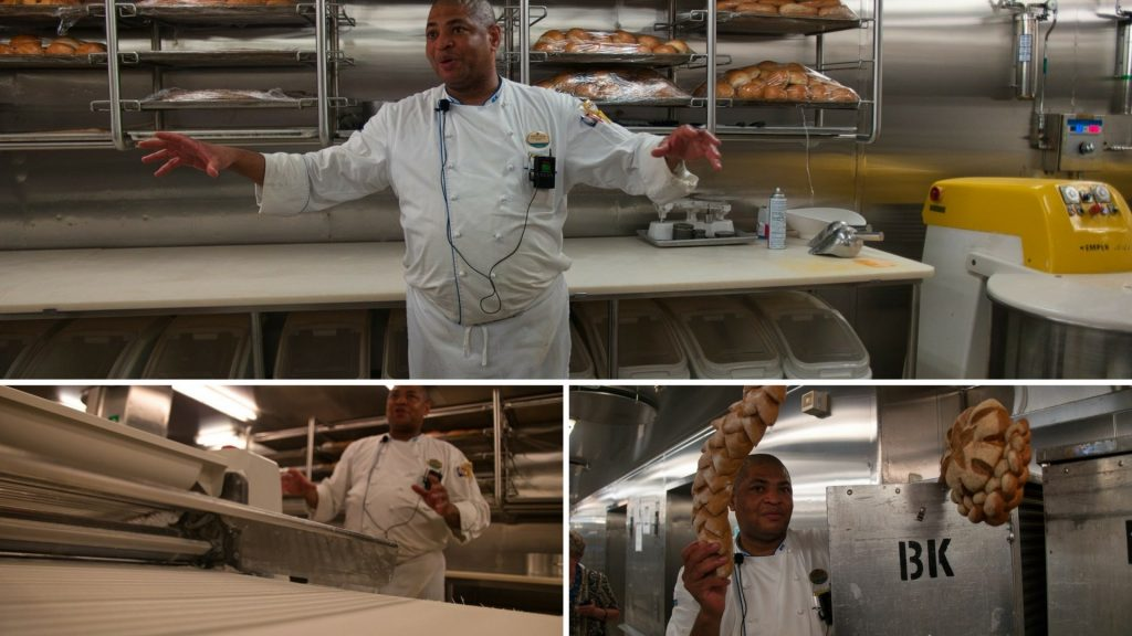 All Access Ship Tour - Galley Kitchen