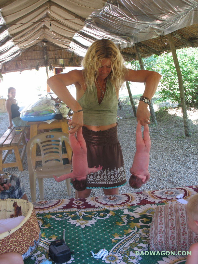 Love Yoga With Lena : DadWagon, Exclusive, Interview, Yoga's, Fokina, DADWAGON