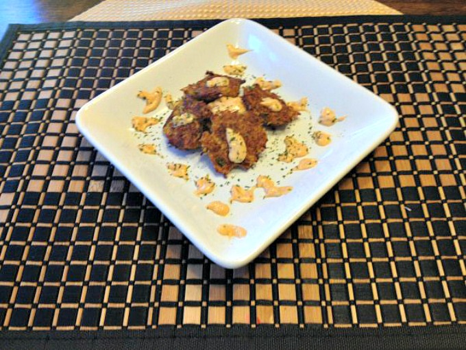 When you need a simple and fun appetizer try these Baked Mini Cajun Crab Cakes. The Crab Cakes are baked instead of fried with a cajun twist.