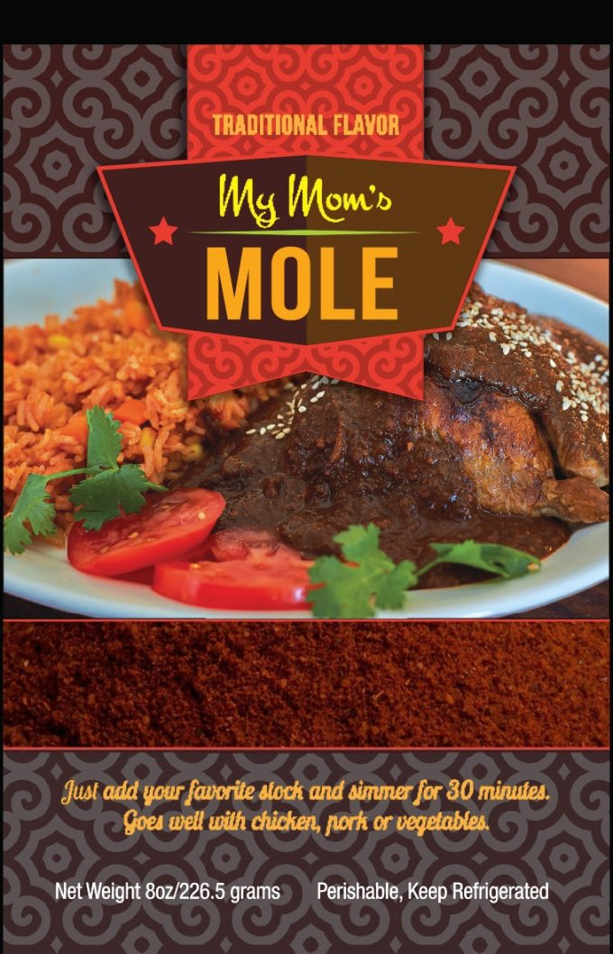 Take grilling to a new level with my Mole Glazed Grilled Pork Loin! Intense deep flavors of the mole, grilled to perfection.