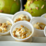 Caramel Apple Pudding Shots are perfect for your fall parties or tailgating..