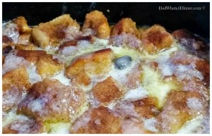 Are you ready to get your green on with my Crock Pot Irish Bread Pudding. But wait it gets even better bercause it is made in your crock pot.