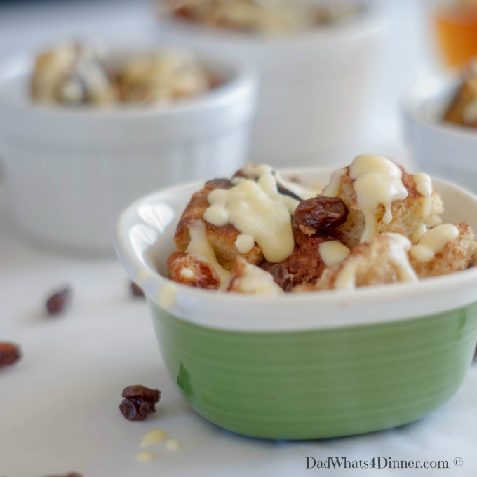 Crock Pot Irish Bread Pudding