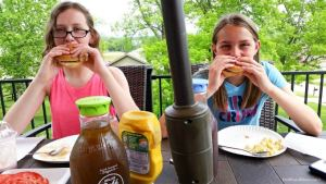 Summer grilling season is in full swing and my Ultimate Cheeseburger and Grill Cleaning Guide is all you need to keep the family feed and happy.