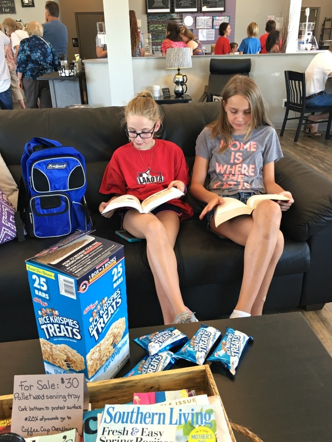 Are your kids ready to go Back to School? What summer activities did they do this summer to keep them sharp and ready to learn?