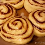 These Best Overnight Cinnamon Rolls are ooey gooey and huge! The perfect breakfast bread for weekend brunch or Christmas morning.