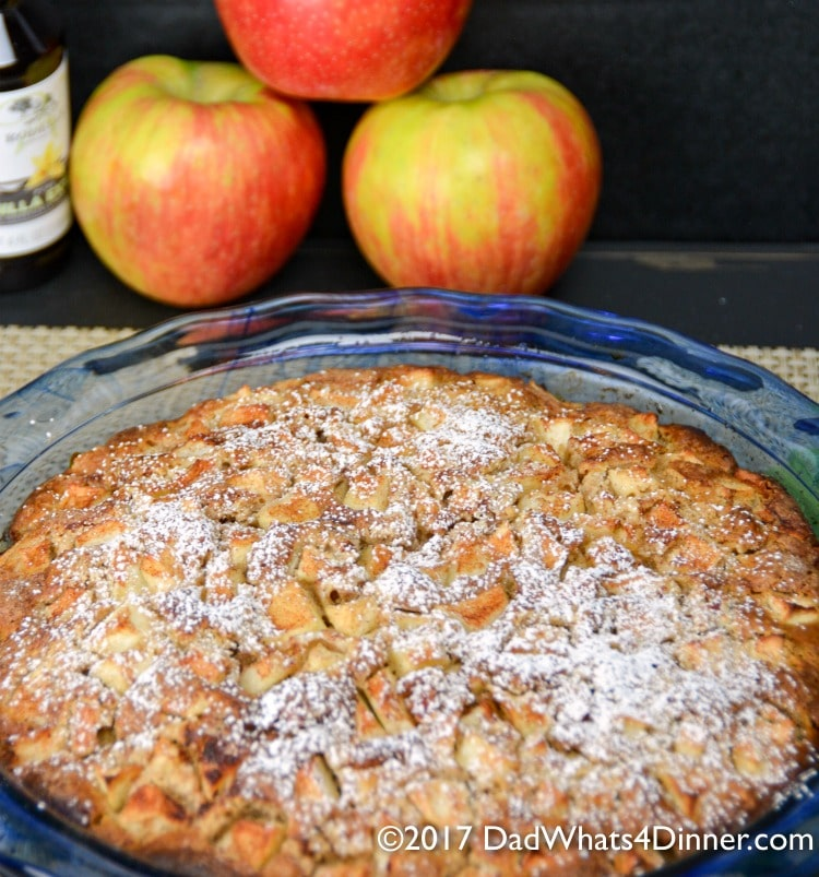 It's apple season and my Apple Fritter Pie will hit the spot. All the great taste of apple fritters but easily baked in a pie pan.