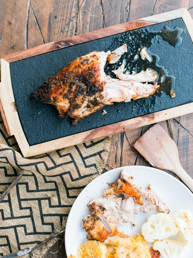 This Grilled Turkey Breast is amazing during those warm months that you're craving turkey. Especially where it doesn't get cold on Thanksgiving!