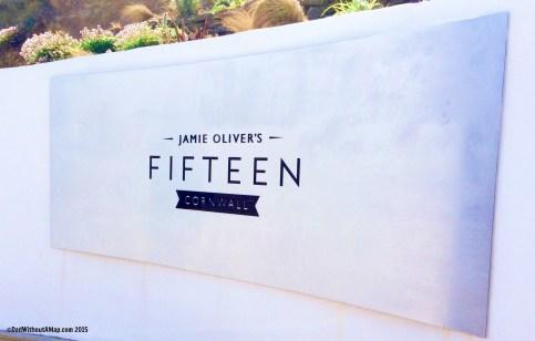 Fifteen sign